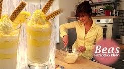 Zitronencreme Rezept - Herrlich leicht und fruchtig - Lecker Nachtisch