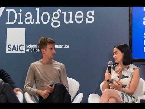 EXPO CHICAGO 2016 /Dialogues: Publication as Exhibition