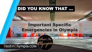 Emergencies in Olympia | Best In Olympia | Olympia WA