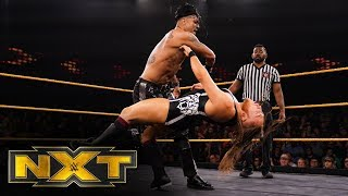 Pete Dunne vs. Damian Priest: WWE NXT, Nov. 6, 2019