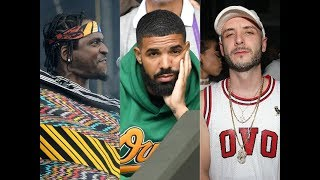 Heres What Drake's Producer 40 Said To Pusha T That Set Things Off?!?!