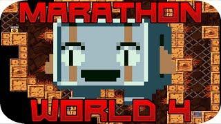 I WANNA RUN THE MARATHON   World 4