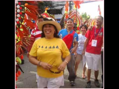 Kalibo Ati-atihan Festival.Viva kay Señor Sto.Niño