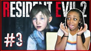 SCARIEST HIDE AND SEEK!! | Resident Evil 2 Remake Episode 3 Gameplay!!!