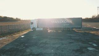 A kamionos 1 napja. Trucker Fm