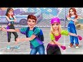 Hip Hop Battle - Girls vs Boys Dance Clash - Play Fun Princess Makeover Dancing Game