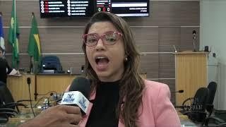 Vereador Lívia Maia - Sessão extraordinária - Reajuste do IPTU de Limoeiro do Norte