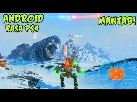Waduh Grafiknya Kayak Ps4   BATTLE OF TITANS Android Gameplay Snap Dragon 835