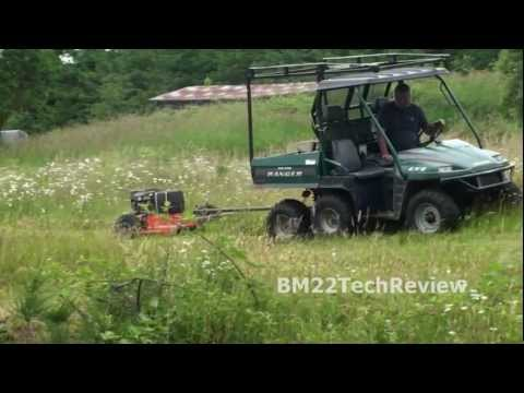 DR Mower: 17 HP Pro-XL Tow Behind