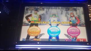 $100 IN!   6 BONUSES LATER = ????????  FUN SLOT MACHINE EXPERIENCE!(LIKE MY FRIEND VEGAS HYE ROLLER SAYS