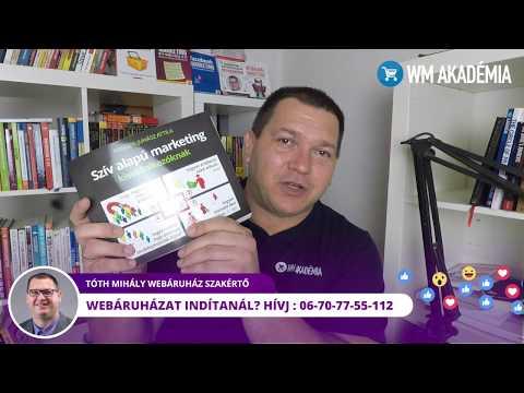 Pongor-Juhász Attila - Szív alapú marketing vállalkozóknak