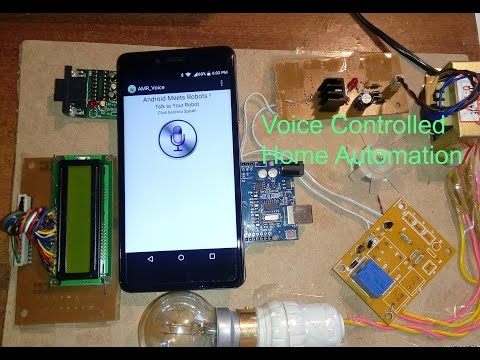 Voice Recognition Based Home Automation