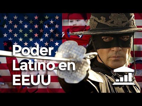 ¿Cuál es el PODER de los HISPANOS en USA | EEUU? - VisualPolitik
