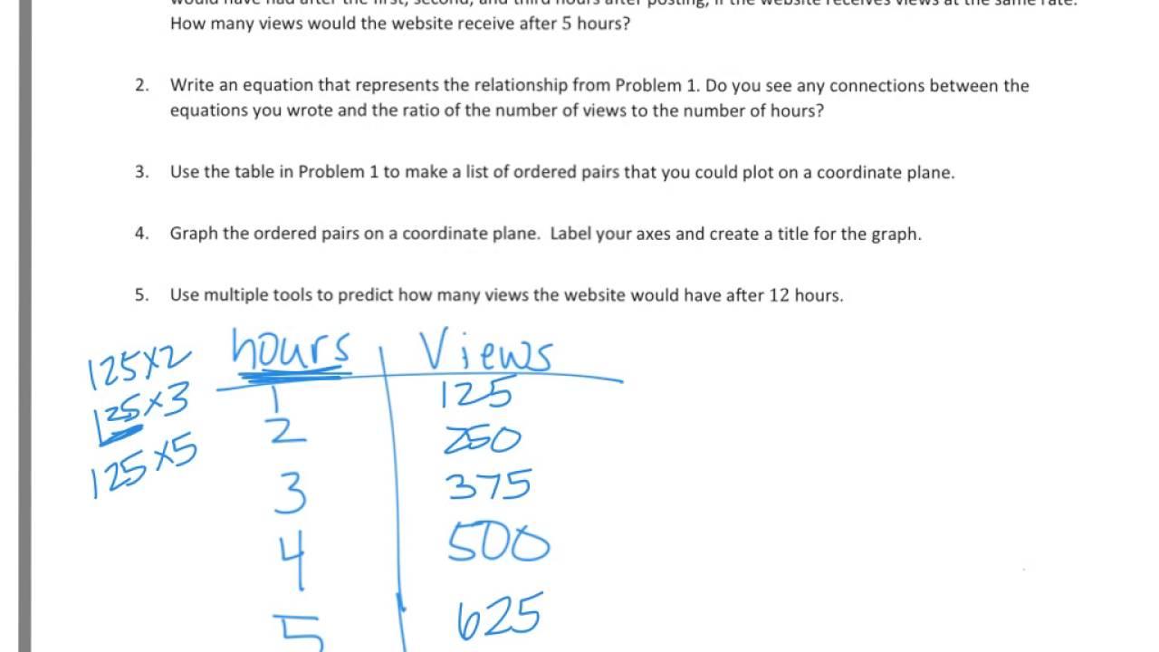 Eureka Math Grade 6 Module 3 Lesson 15 Answer Key