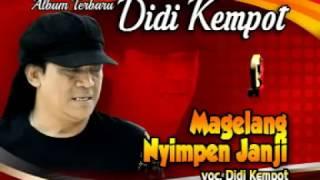 Didi Kempot Magelang Nyimpen Janji Album Cursari Terbaru