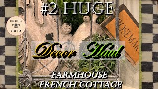 *NEW* White Cottage Farmhouse Decor   DIY Summer Decorating   Simple and Elegant
