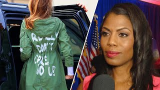 Omarosa Claims Melania Trump Was Punishing President With
