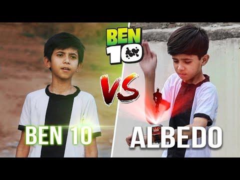 Ben VS Albedo - Ben 10 Transformation In Real Life Episode 11 | A Short Film VFX Test