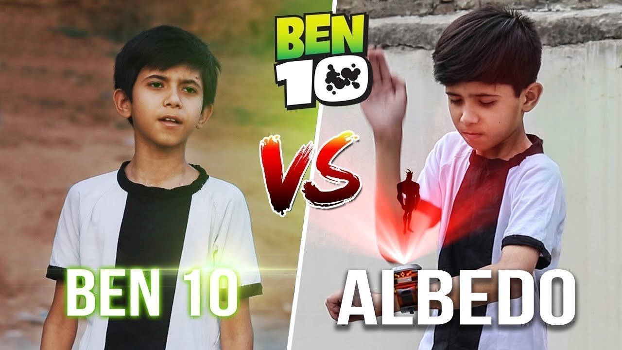Download Ben VS Albedo - Ben 10 Transformation in Real Life Episode 11 | A Short film VFX Test
