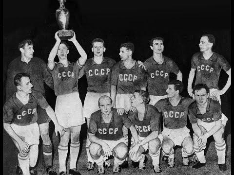 UEFA EURO 1960-1964  (RUS)
