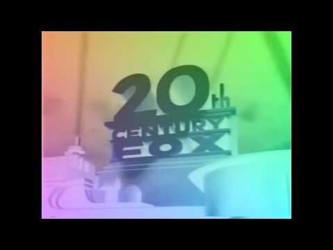 20th Century Fox Home Entertainment logo in Deviled Rainbow