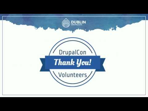 DrupalCon Dublin 2016: Closing Session