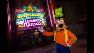 Sneak Peek: Mickey and Minnie's Runaway Railway