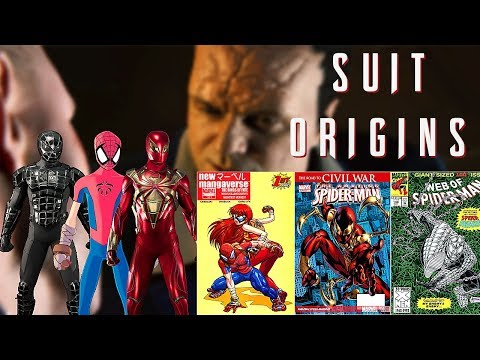 PS4 Spider-man Turf Wars DLC Suits Origins Mp3