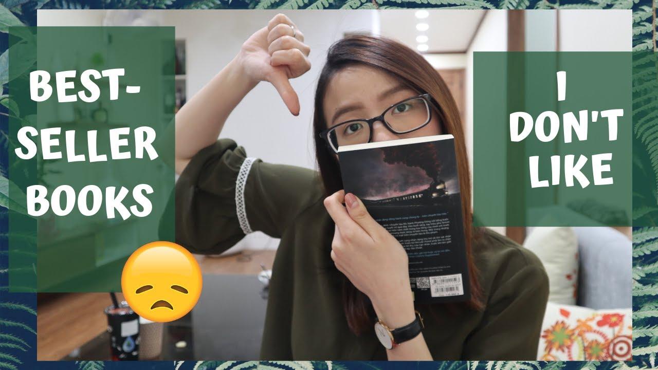 SÁCH BÁN CHẠY HÀ KHÔNG MÊ  😓😓 / Disappointing books 2018 | Hà Khuất