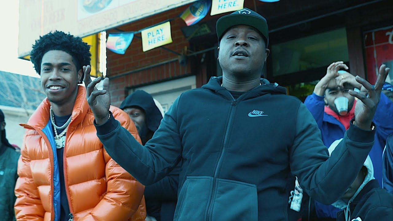 Broke Boy Lord & Jadakiss - 86 Scrims (Oh I Heard) (Official Video)