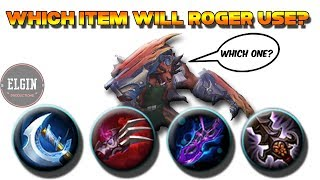 ROGER ITEM GUIDE - WHICH IS BETTER? - ROGER ITEM FOR WOLF FORM