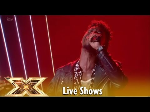 Dalton Harris WOWS With Incredible Vocals! Emotional! Live Shows 1 | The X Factor UK 2018