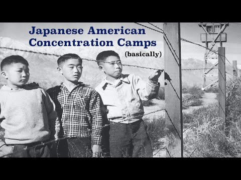 Japanese American Internment Camps (Story Time with Mr. Beat)