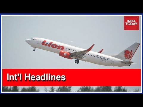 International Speed News: Boeing Issues Guidelines After Lion Air Jet Crash