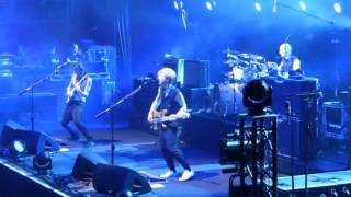 "BIFFY CLYRO ""DIFFERENT PEOPLE""HD QUALITY @ MÜNSTER 2016 GERMANY"