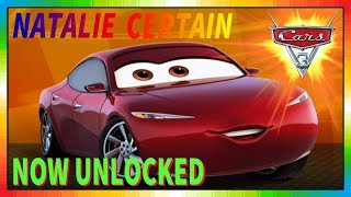 Cars 3 Driven to Win - gameplay - Natalie Certain