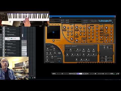 Rob Papen Live Stream 14 May New Presets Quad & Punch2