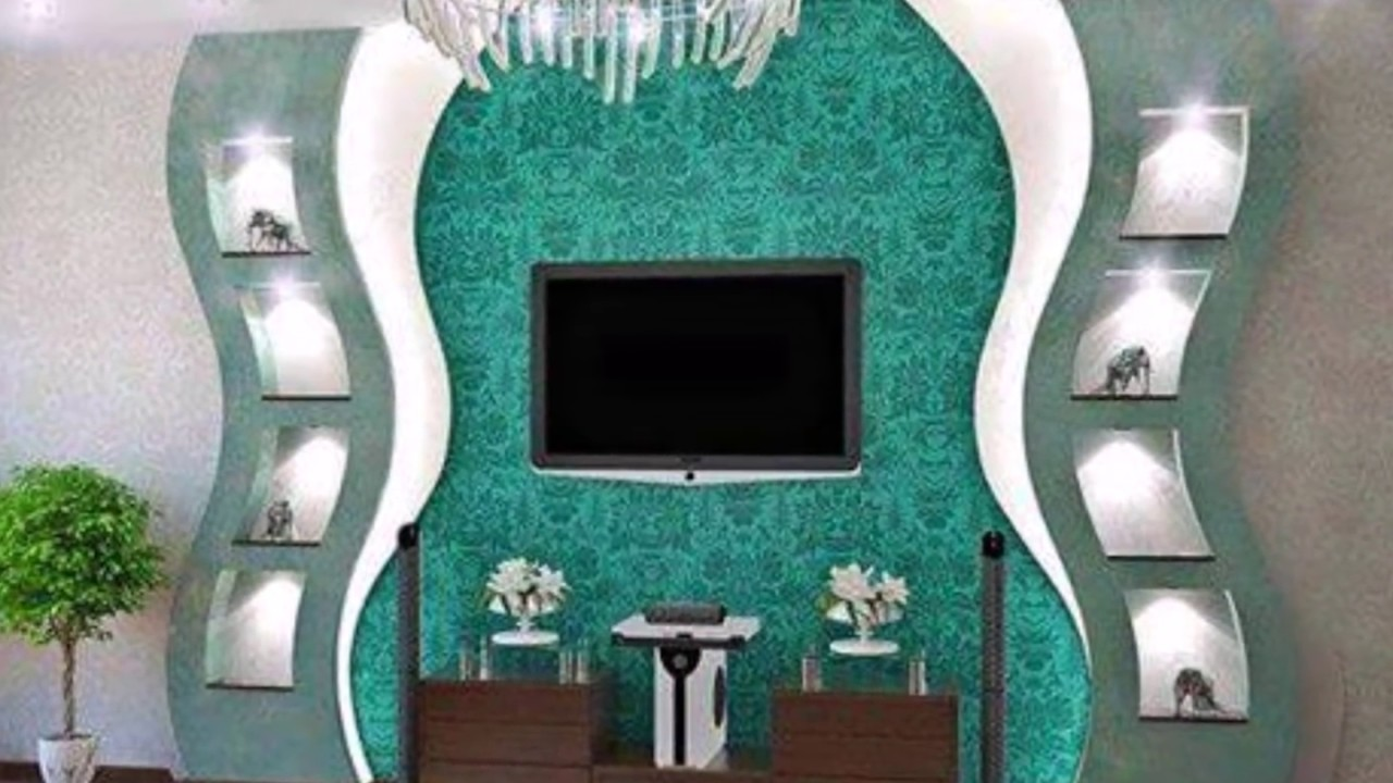 T v unit interior design modern and awesome designs youtube for How to design a house interior