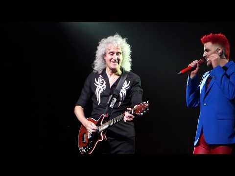 Queen + Adam Lambert -