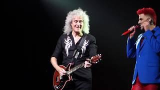 "Queen + Adam Lambert - ""Somebody To Love"" - T-Mobile Arena, Las Vegas 6-24-17"