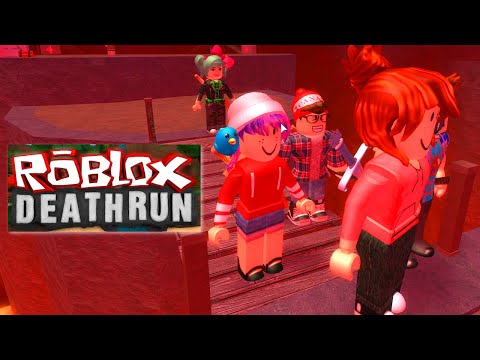 ROBLOX LET'S PLAY DEATHRUN | RADIOJH GAMES & SALLYGREENGAMER