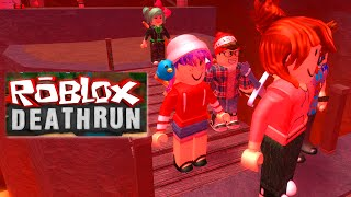 ROBLOX LET'S PLAY DEATHRUN - France RADIOJH GAMES - SALLYGREENGAMER