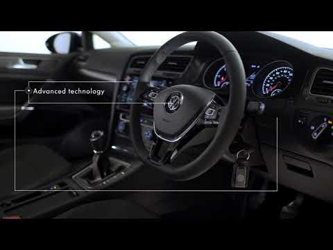A closer look at the new Golf SE NAV