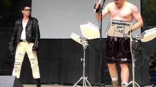 Escalator - Időzített Bomba (21.WGT Parkbühne Live)
