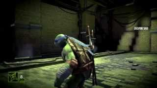 Teenage Mutant Ninja Turtles: Out of the Shadows Chapter 2