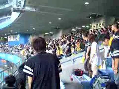 Fukuoka SoftBank HAWKS radio taisou