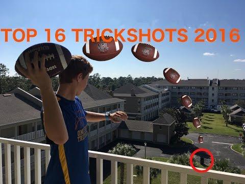 TOP 16 TRICKSHOTS
