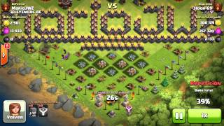 """¿MANCO O GENIO?"" - Clash of Clans Español"