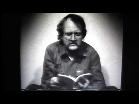 Richard Brautigan Interview/Reading 1983