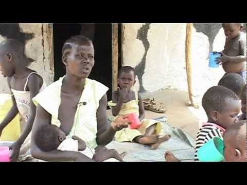Hunger is a daily reality for South Sudan children